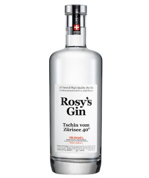 Rosys' Gin - Tschin vom Zürisee - High Quality